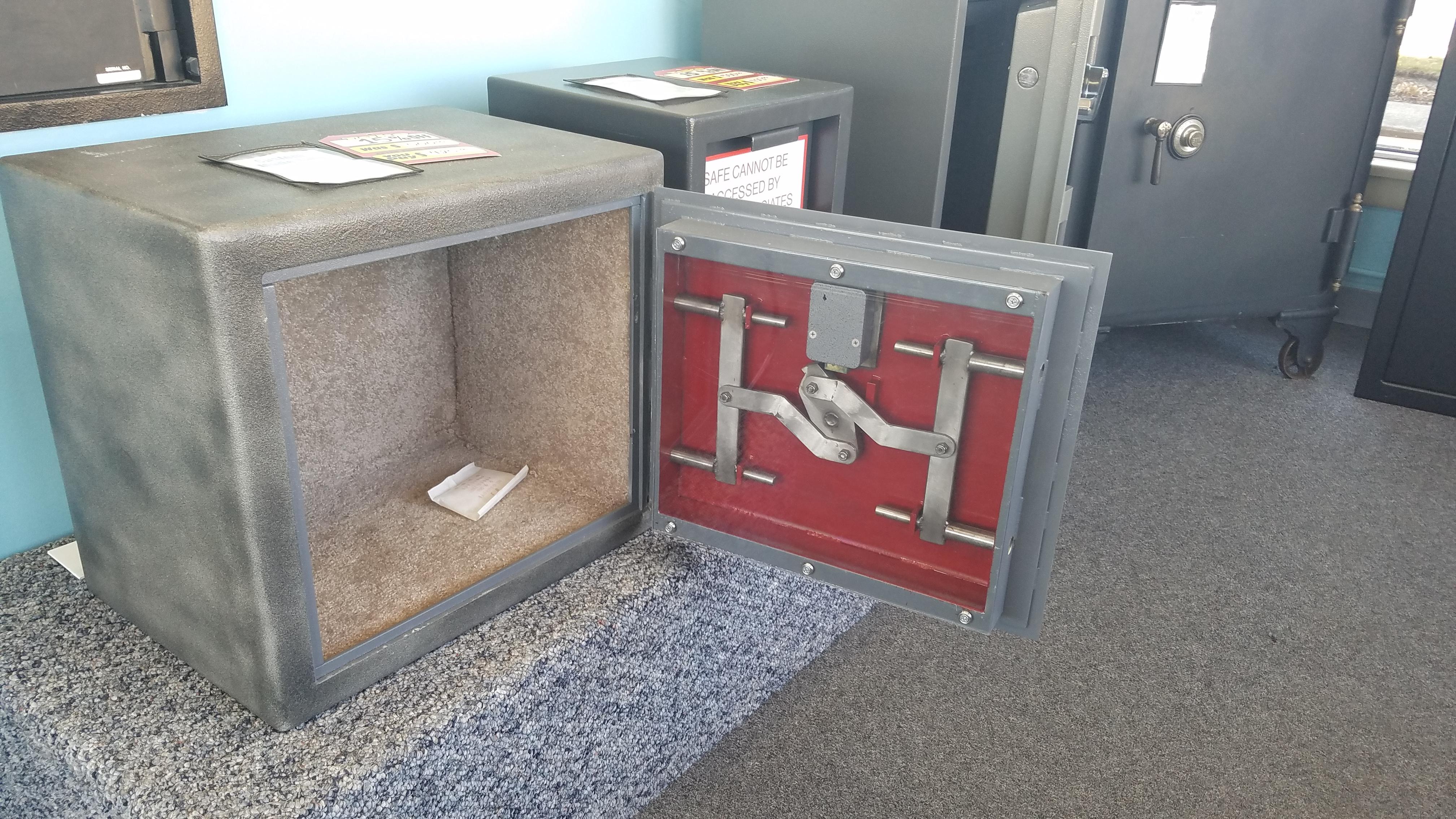 Refurbished Safes