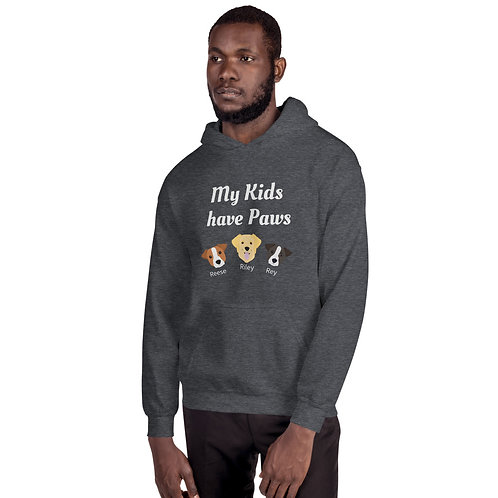 My Kids Have Paws Custom Sweater (Contact Us)