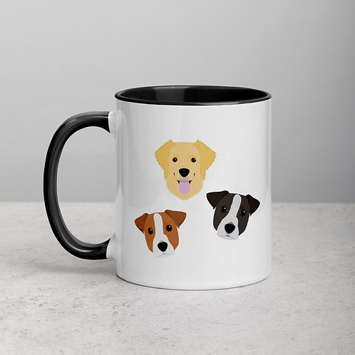 My Kids Have Paws Custom Mug (Contact Us)
