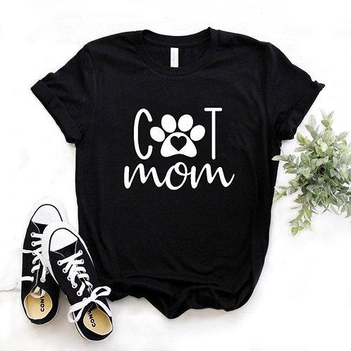 Cat Mom <3 Tshirt