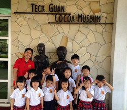 Cocoa Museum Visitation