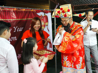 Charis Chinese New Year Celebration 2018