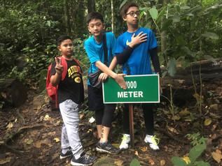 Sports Club Trip to Pusat Sejadi Bukit Gemuk, Tawau.