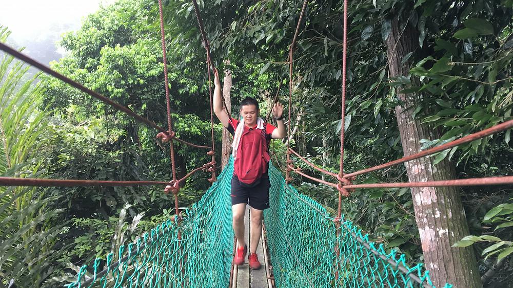 Charis International School Trip to Bukit Gemuk Tawau