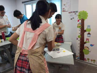 Hands-on with Year 8 ESL Class: Challenge to Create a New Shape and Design for Chocolate Bars