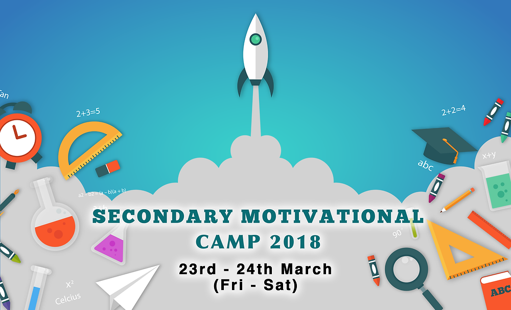 Charis Secondary Motivational Camp 2018