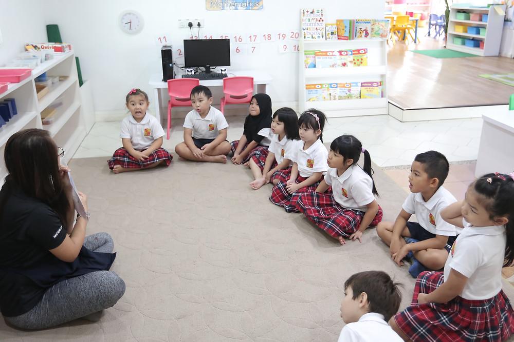 Activity Day in Charis International School