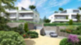 neuf prestige JVL immobilier Monts Belladonna