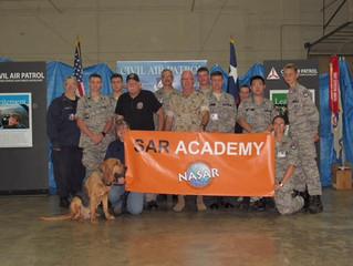 TX-450 Members Participate In LESA