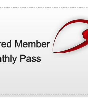 Monthly Pass (Buy 12 Get 2)