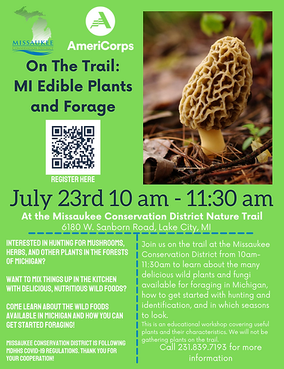 On The Trail MI Edible Plants and Forage.png