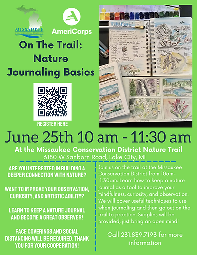 On the Trail Nature Journaling Basics.pn