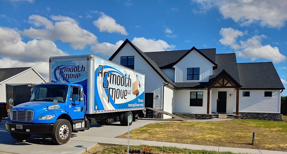 Moving truck movers moving company