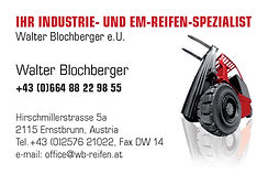Staplervollgummireifen-blochberger