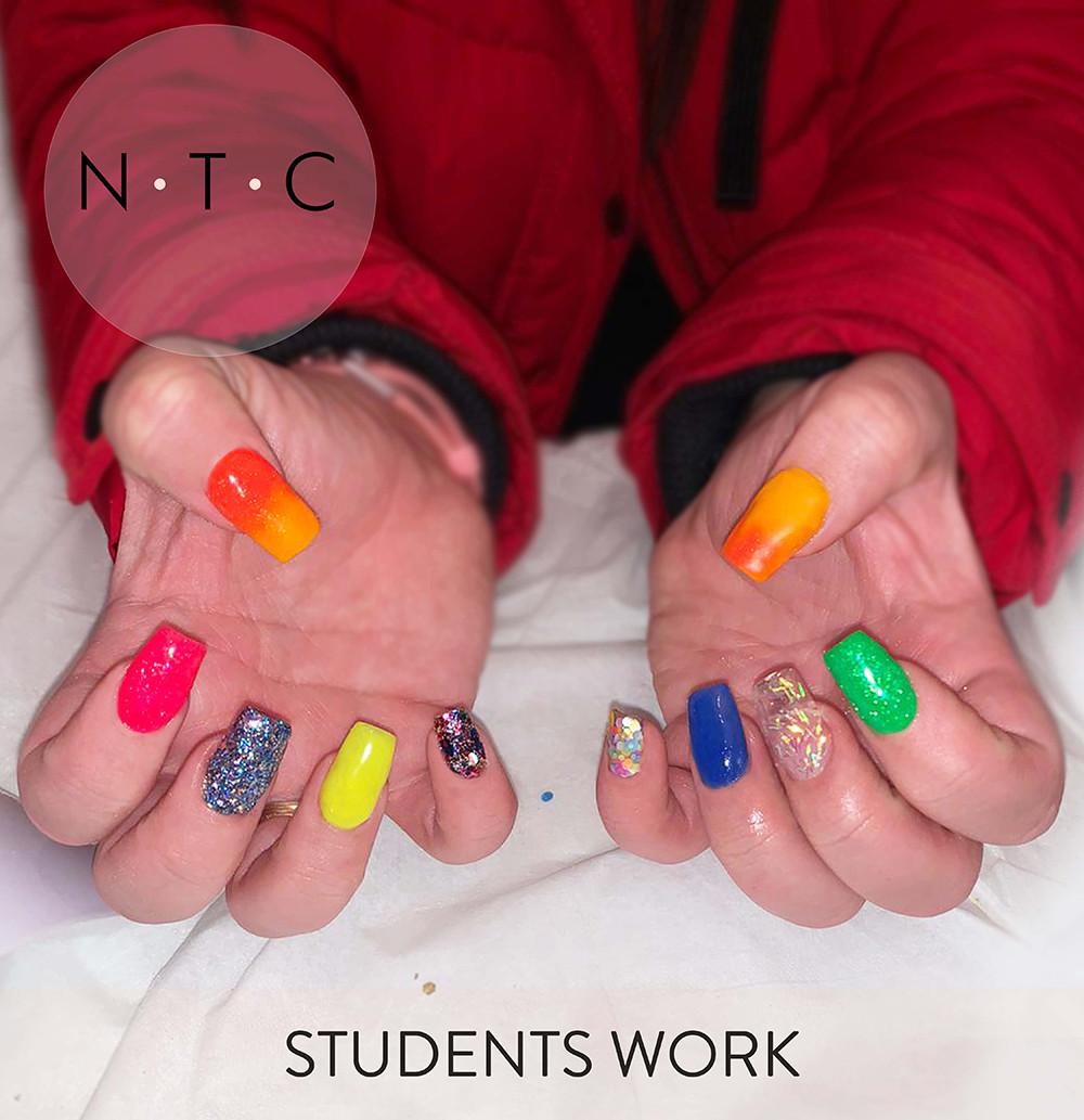 Nail technician courses London