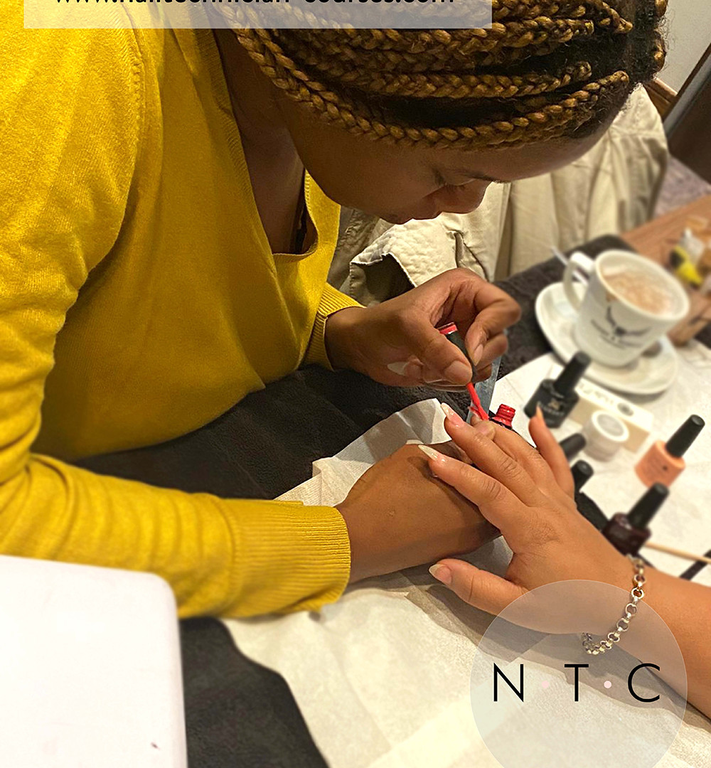 Nail courses York college