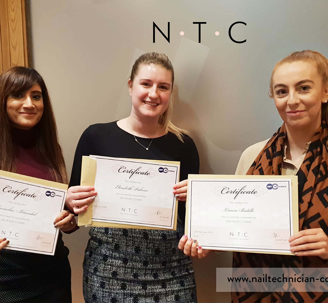 Nail courses Manchester