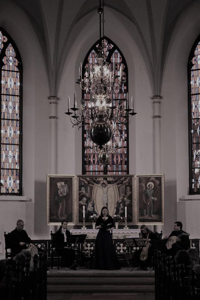Concert in Sweden