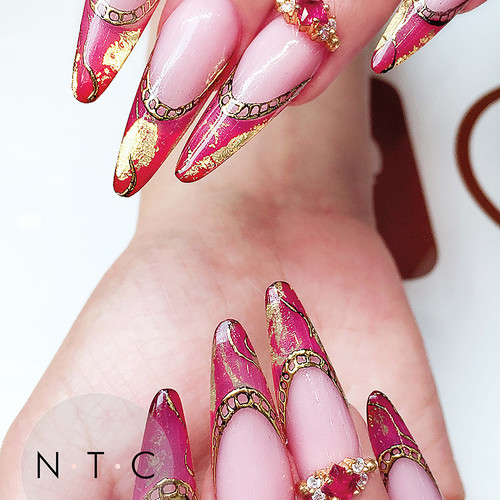 Nail technician courses Nottingham