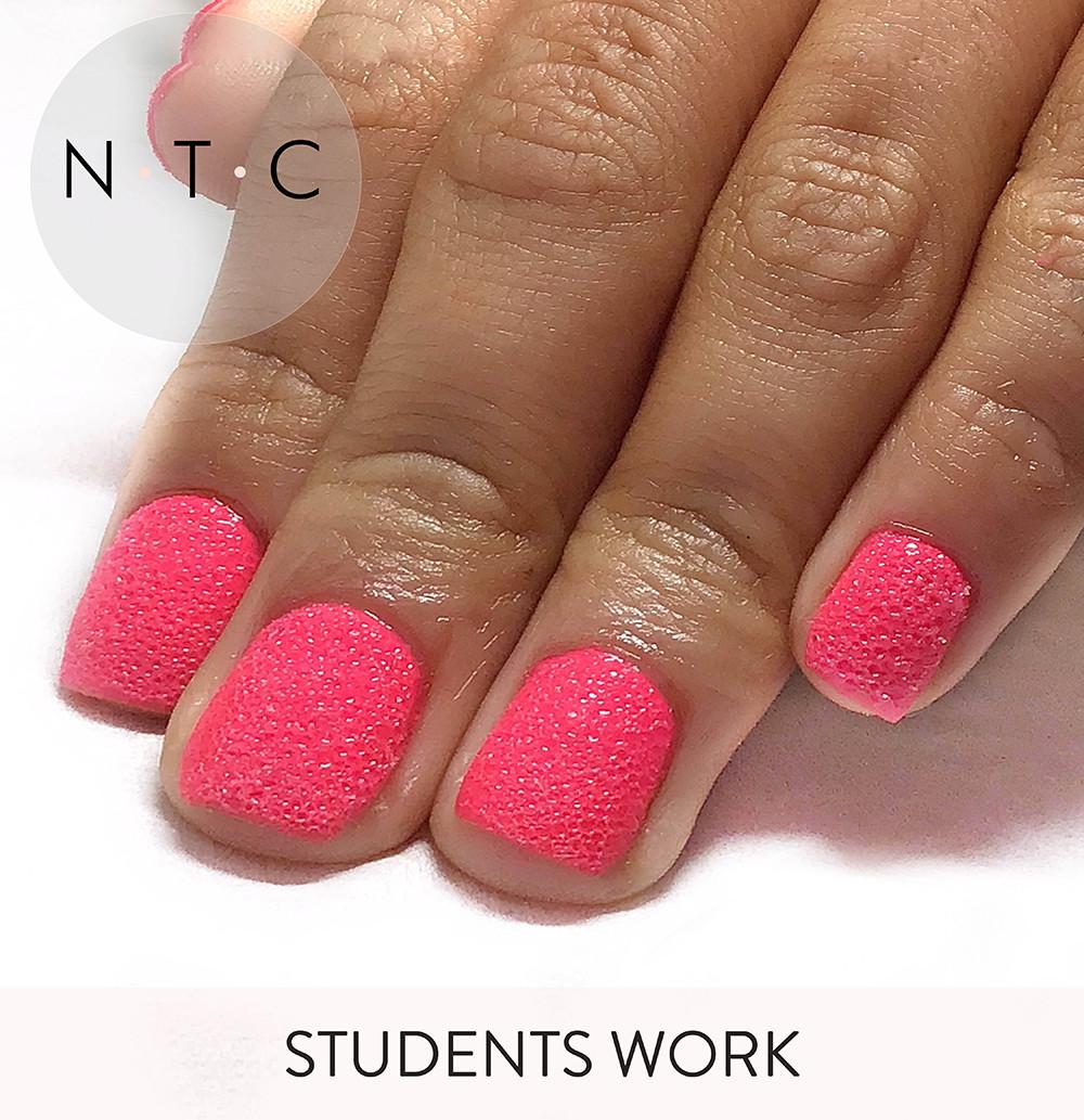 Nail technician courses Newcastle