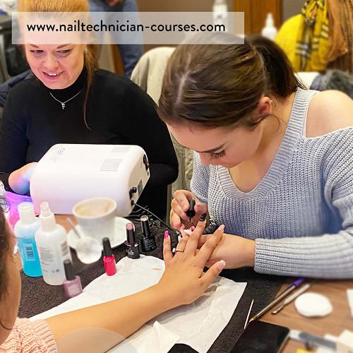 Nail courses Swansea