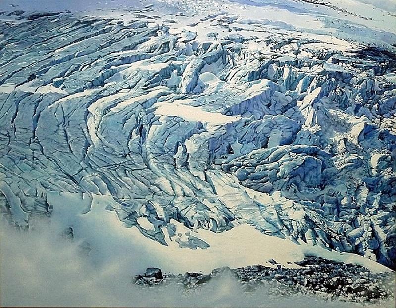 Glaciar. 2015