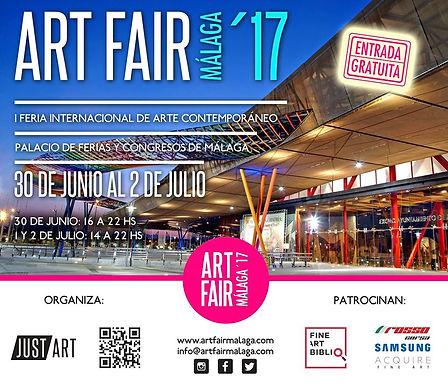 ART FAIR Malaga 2017