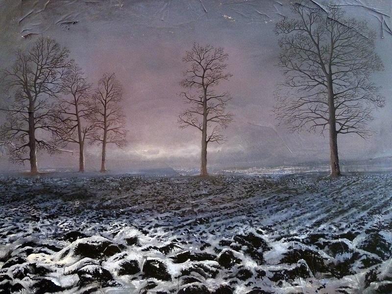 Frio y silencio.  2010