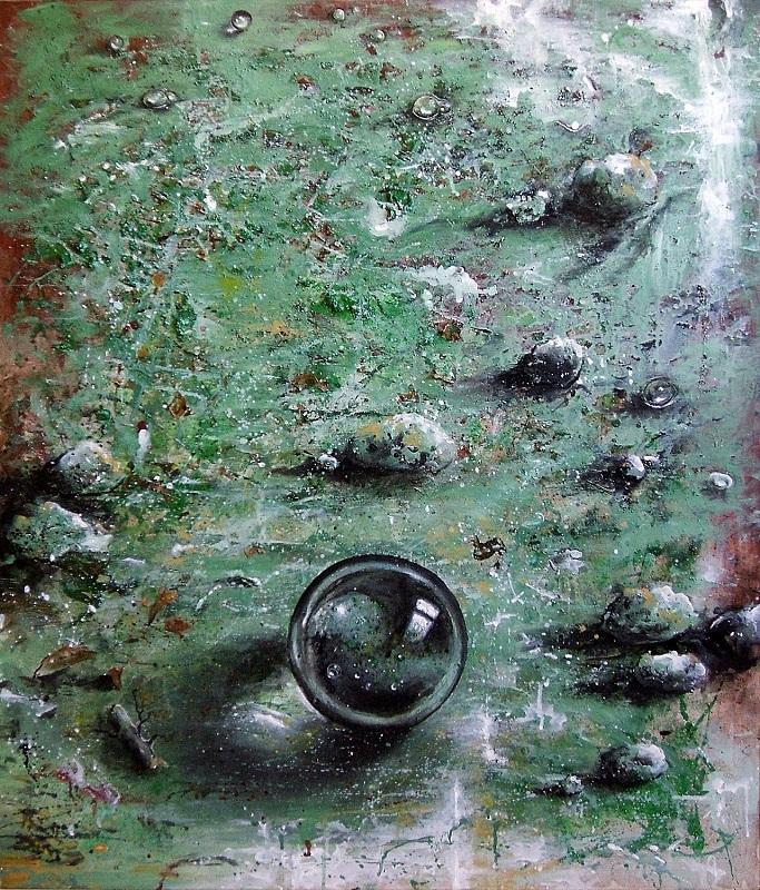 Un poco de bosque V.  2007