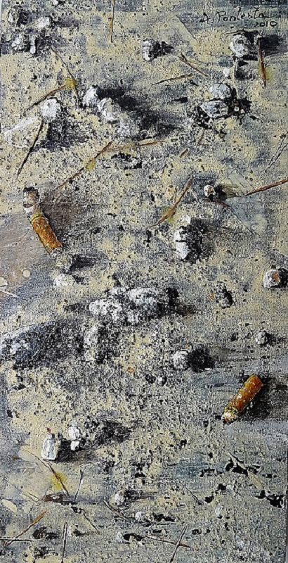 Por los suelos. 2009