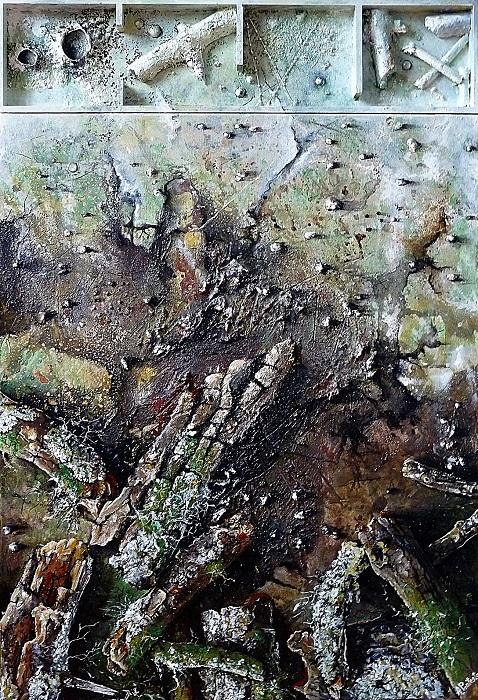 Un poco de bosque I.  2007