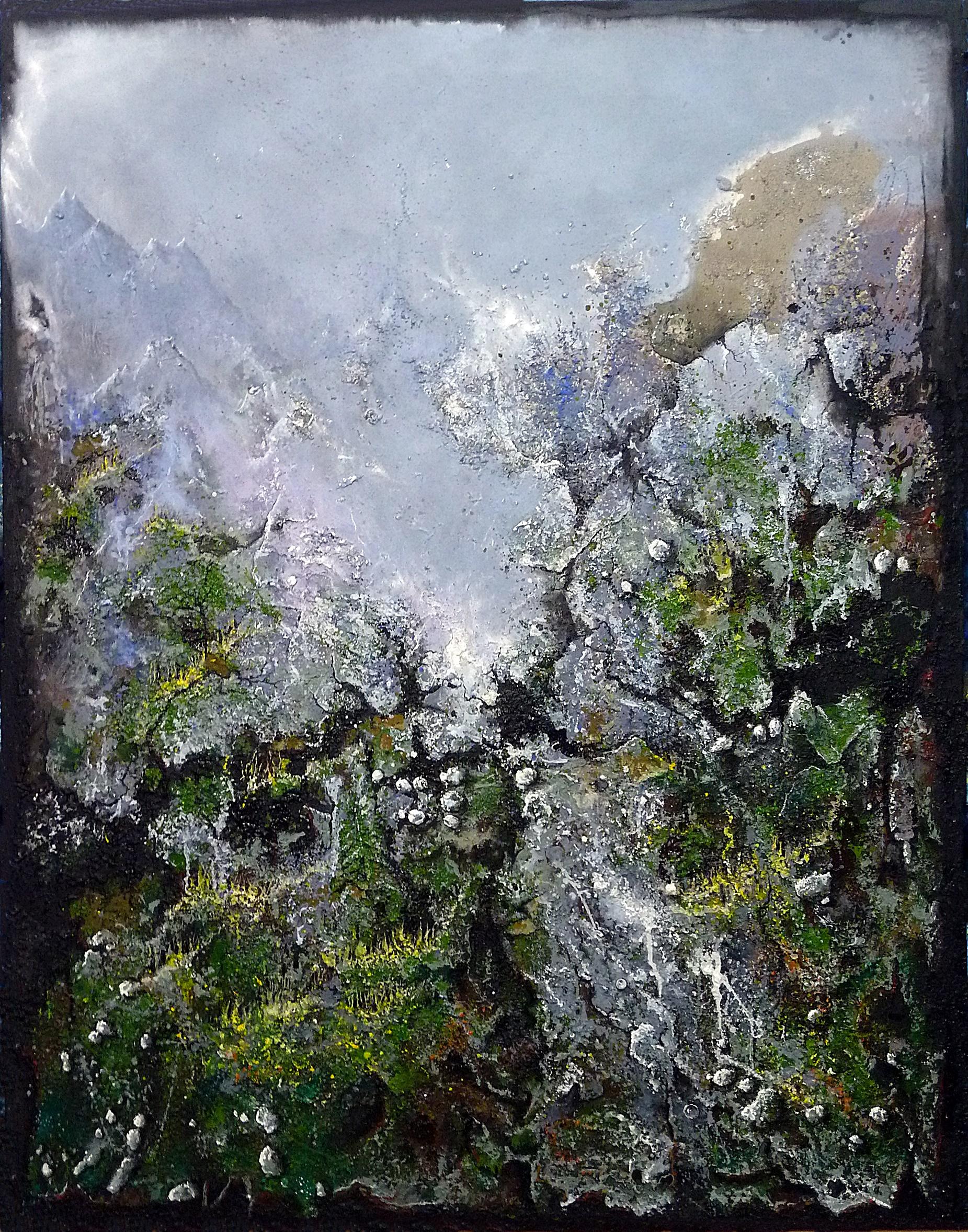 -Rocio y aroma de pino.  2011