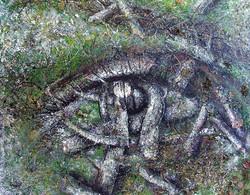 Un poco de bosque III.  2008