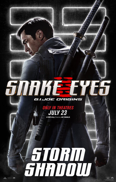 Snake Eyes: Gi Joe Origins