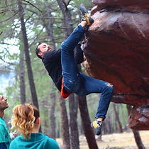 James Jobanputra Climbing