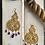 Thumbnail: Amethyst Chandalier Earrings