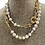 Thumbnail: Freshwater Pearls with chain and spring clasp