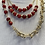 Thumbnail: Red Coral with U chain necklace