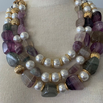 Bold and Beautiful Collection Fluorite Gemstones
