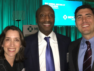 Merck's 2017 Shareholder Resolutions: product safety, corporate governance, and   Israel