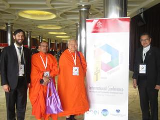 JLens Represents Jewish Communal Capital at Interreligious Vatican Summit