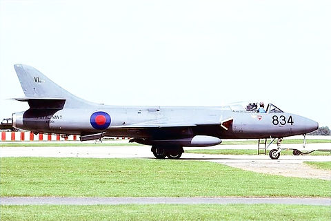 Hawker Hunter GA 11
