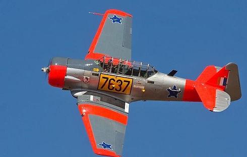 ex SAAF Harvard SNJ-3