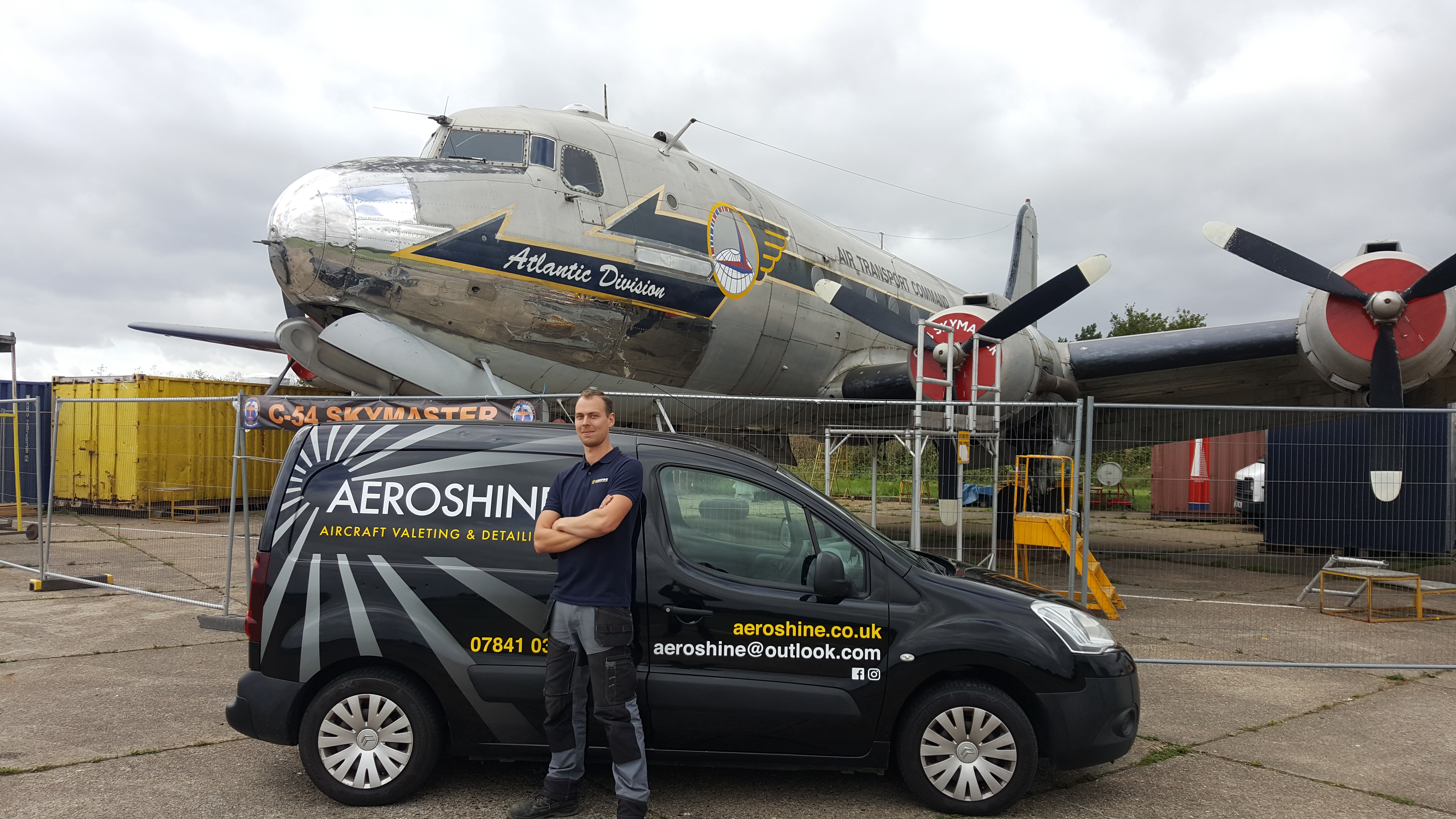 Aeroshine sponsor