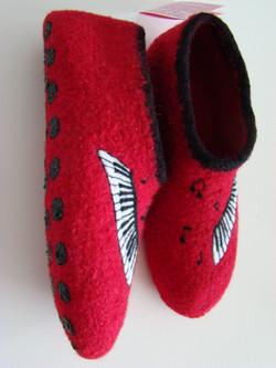 Filz Schuhe