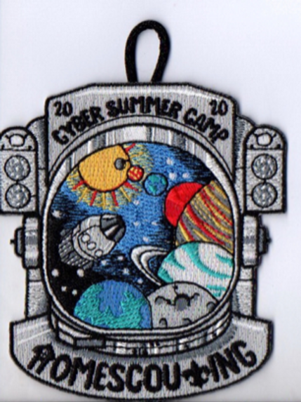 Additional Cyber Summer Camp Patches
