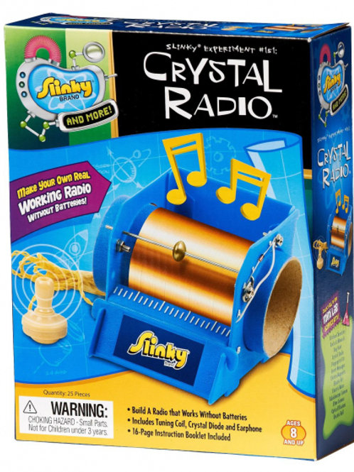 Crystal Radio Science Kit