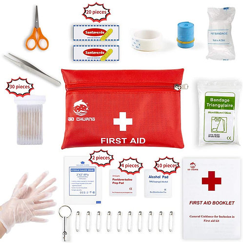 87-piece First Aid Kit