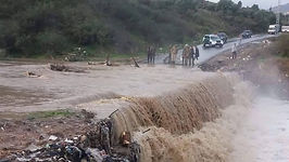 flash-floods-Bouzeguene-algeria-november