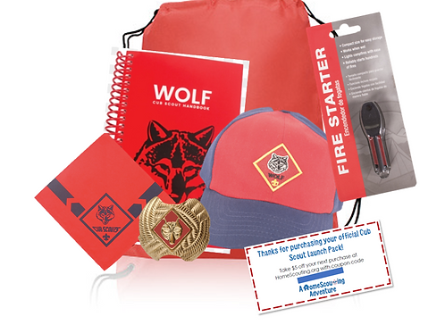 Wolf Launch Pack